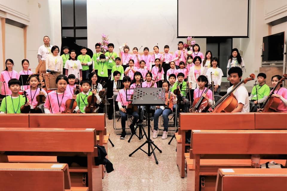 『聽風之聲』〜 黎明教會兒童管風琴音樂營_12